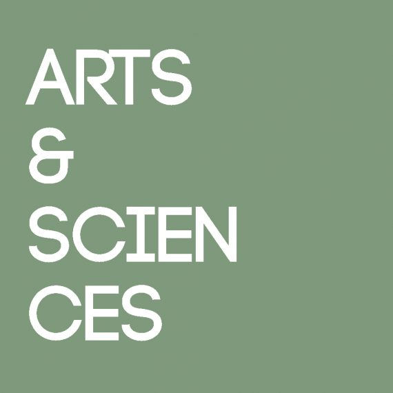 Arts et sciences site web